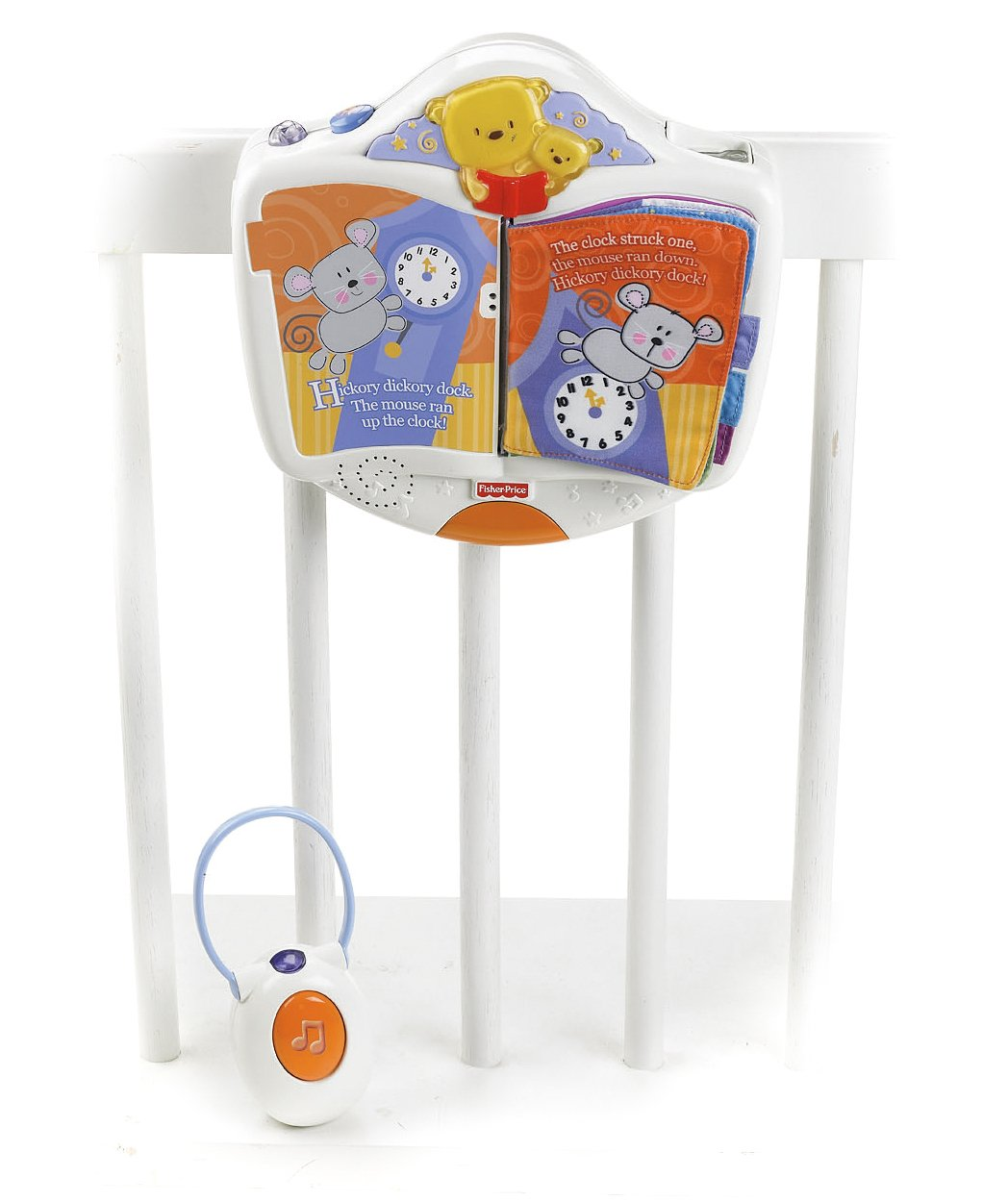 Fisher-Price Discover 'n Grow Complete Free Shipping Projection Storybook Disc Regular dealer Soother