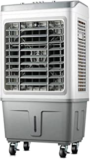 YHSGD Enfriador de Aire Industrial por evaporación Enfriador de Aire para Casas móviles Aire Acondicionado refrigerado por Agua Ventilador eléctrico de Aire frío