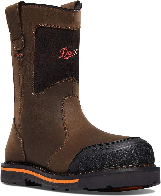 Danner Men's Trakwelt Wellington 11  Knee High Boot