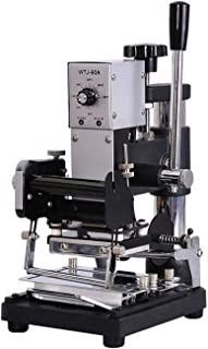 90A folie stempelende machine kipper 220 V folie machine hot folie stempelen machine