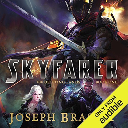 Skyfarer     The Drifting Lands, Book 1              By:                                                                                                                                 Joseph Brassey                               Narrated by:                                                                                                                                 Penelope Rawlins                      Length: 9 hrs and 28 mins     31 ratings     Overall 4.3