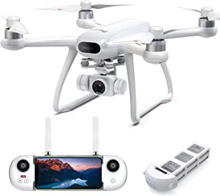 Potensic Dreamer Drone with Camera for Adults 4K 31Mins Flight, GPS Quadcopter with Brushless...