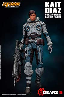 Storm Collectibles Gears of War Kait Diaz 1/12 Scale Action Figure