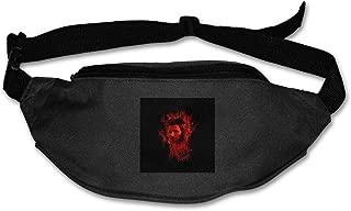 Punisher Sac Sportbag Skull Logo Marvel 47x35cm de Elbenwald Coton Noir