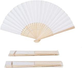 disposable hand fans