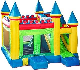 Castillos hinchables Jardín de los niños Trampolín Aire Libre Parque de Atracciones para niños Equipo de Juegos Infantiles al Aire Libre Juguetes para niños de niños y niñas