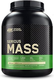 Optimum Nutrition Serious Mass, Vanilla, 6lbs