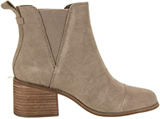 TOMS Womens Esme Casual Booties Shoes,