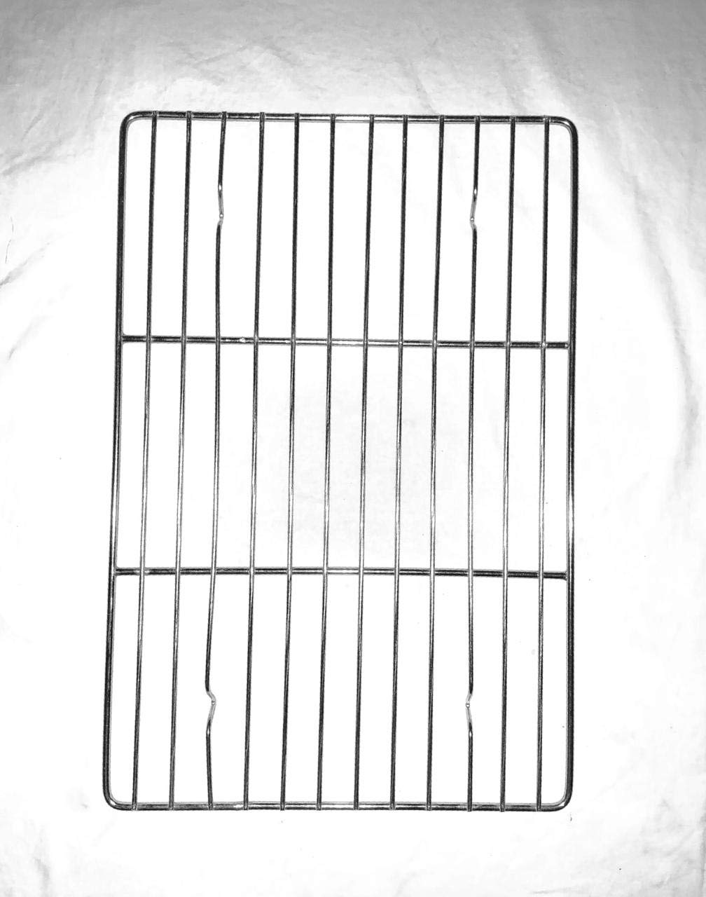 BAKERY HUB Stainless Steel Cooling/Baking Shelf 35 cm x 45 cm