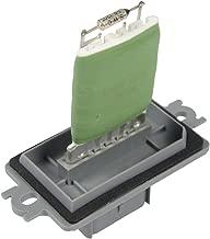 A-Premium HVAC A/C Blower Motor Resistor for Dodge Durango 2003-2009 Dakota Chrysler Aspen ManualTemperatureControl