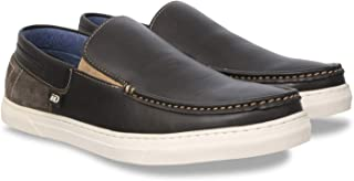 ID Men's Black Casual Shoes