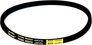 HBD/Thermoid A24 Prime Mover Belt, Rubber
