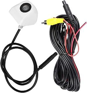 Broco Coche del CCD cámara de visión trasera de reserva del estacionamiento de visión trasera cámara de visión nocturna a prueba de agua blanca
