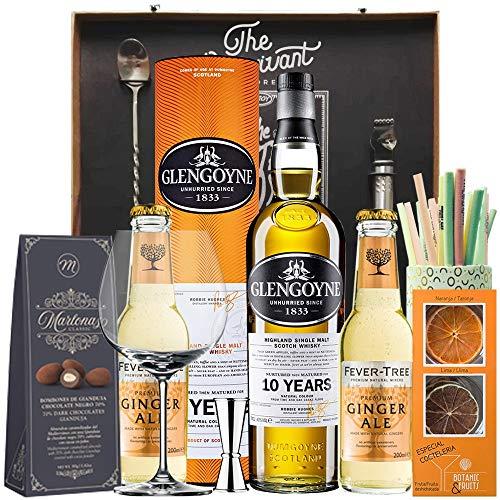 Regalo Ginger Ale & Glengoyne 10 Años