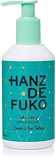 Hanz de Fuko Gel Triq- Premium Sugar Based Hair Styling Gel 8oz.