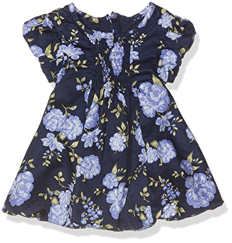Kanz Mädchen Kleid, Baby Kleidchen Little Ladies 1642308 blau (80)