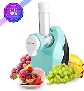Secura Healthy Frozen Fruit Dessert Maker, Frozen Fruit Treats Machine