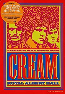 Cream - Royal Albert Hall - London May 2-3-5-6 2005 by Ginger Baker