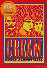 Cream - Royal Albert Hall - London May 2-3-5-6 2005 by Ginger Baker