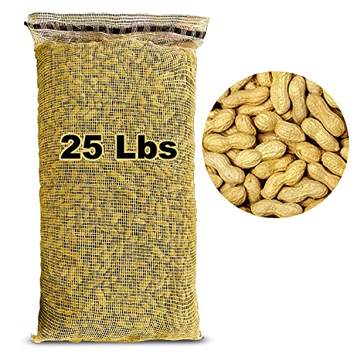 raw peanuts in shell health benefits