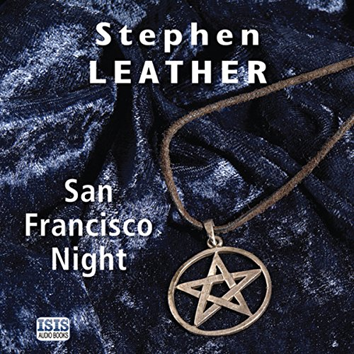 San Francisco Night audiobook cover art