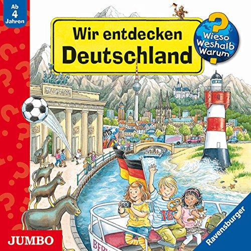 Wir entdecken Deutschland Titelbild