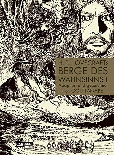 H.P. Lovecrafts Berge des Wahnsinns 1 (1)