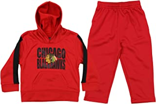 500 LEVEL Duncan Keith Chicago Hockey Baby Clothes /& Onesie 3-24 Months Duncan Keith Mullet