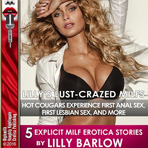 Lilly's Lust-Crazed MILFs cover art