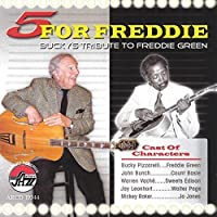 5 For Freddie: Bucky Pizzare by Bucky & Others Pizzarelli