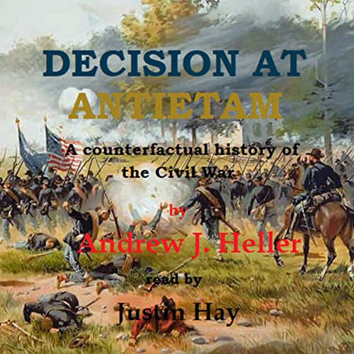Decision at Antietam audiobook cover art
