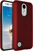 SENON LG Aristo Case,LG Phoenix 3 Case,LG K8 2017 Case,LG Fortune Case,LG Risio 2 Case,LG Rebel 2 LTE Case, Hybrid Dual La...