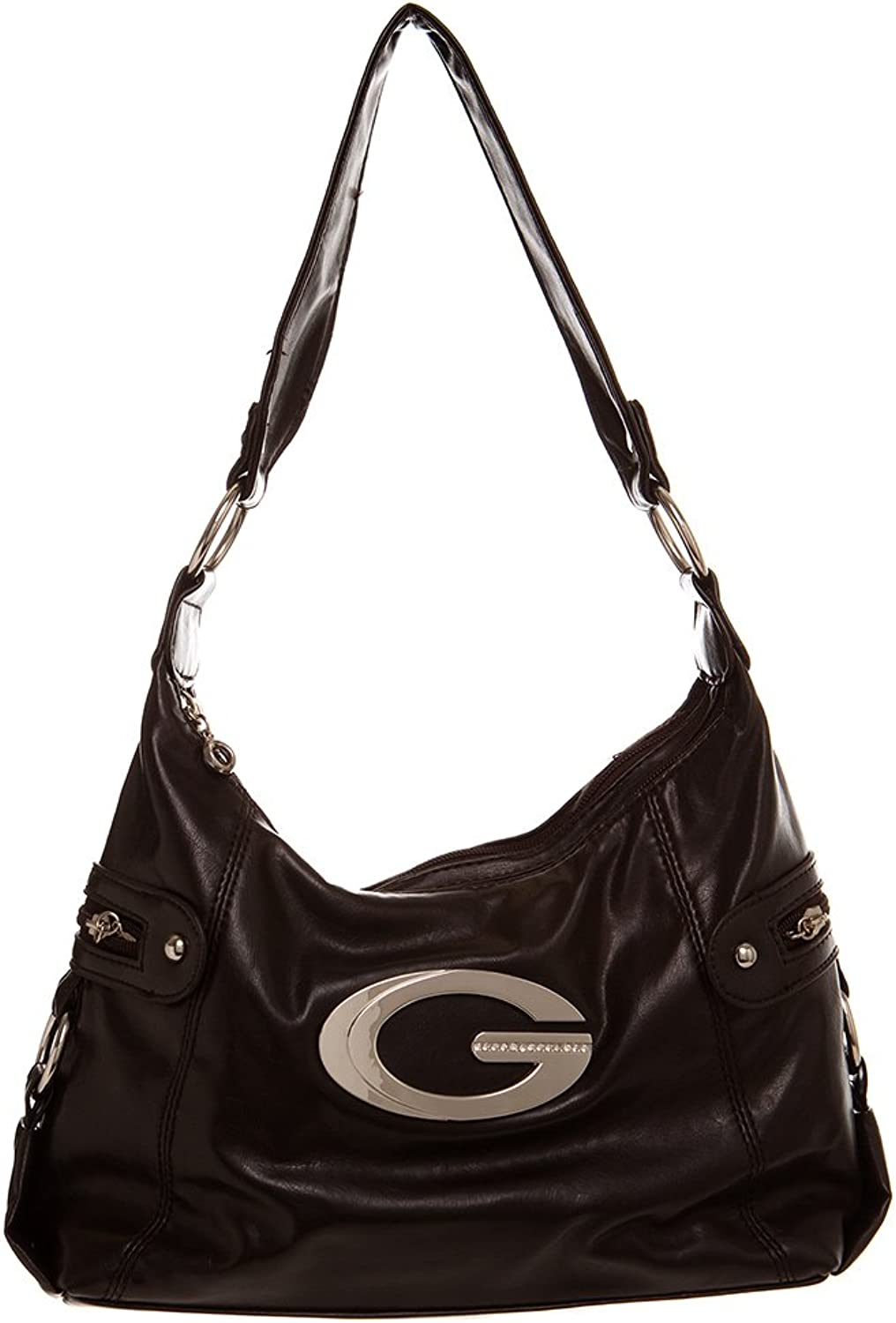 G Inspired Classic Hobo Shoulder Handbag by Handbags For All