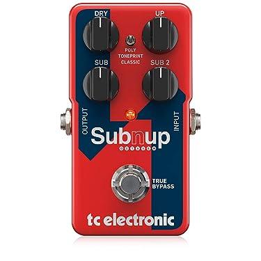 TC Electronic Sub 'N' Up Octaver Pedal