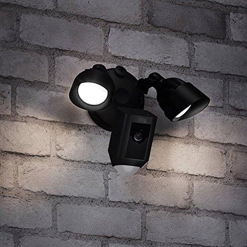 Ring Floodlight Cam | Caméra de surveillance HD avec project