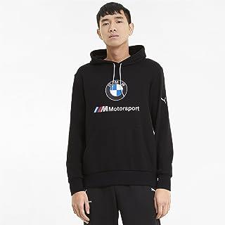 PUMA BMW MMS Essentials Logo Hoodie Sweat à Capuche Homme
