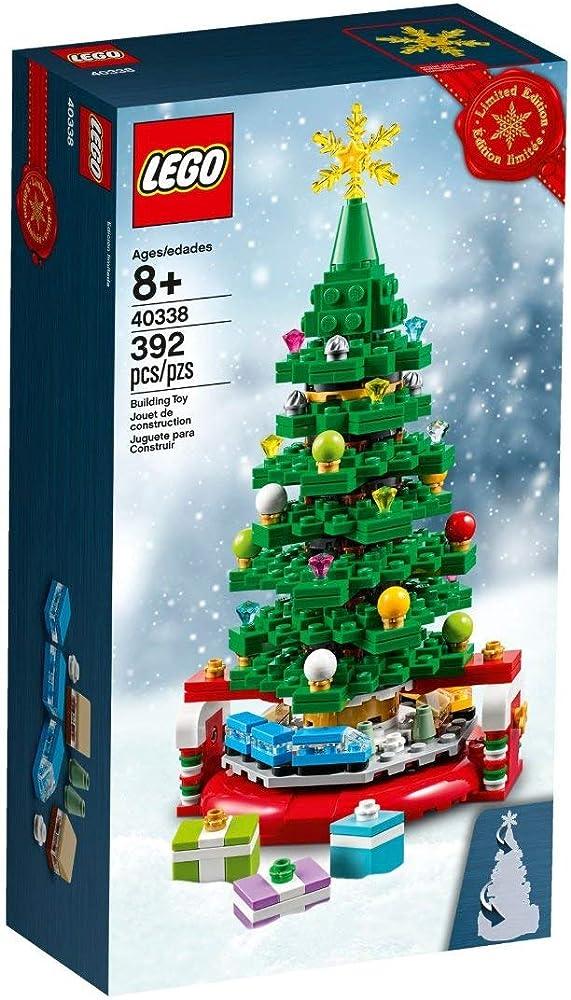 Lego albero di natale 40338