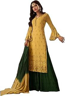 We Designer Pakistani Dresses for Women Party Wedding Salwar Suits Women Ready to wear Georgette Plaazo sharara