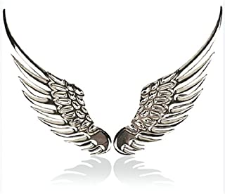silver wings car logo
