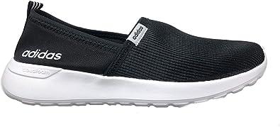 Amazon.com | adidas Women's Cloudfoam Lite Racer Slip On | Road ...