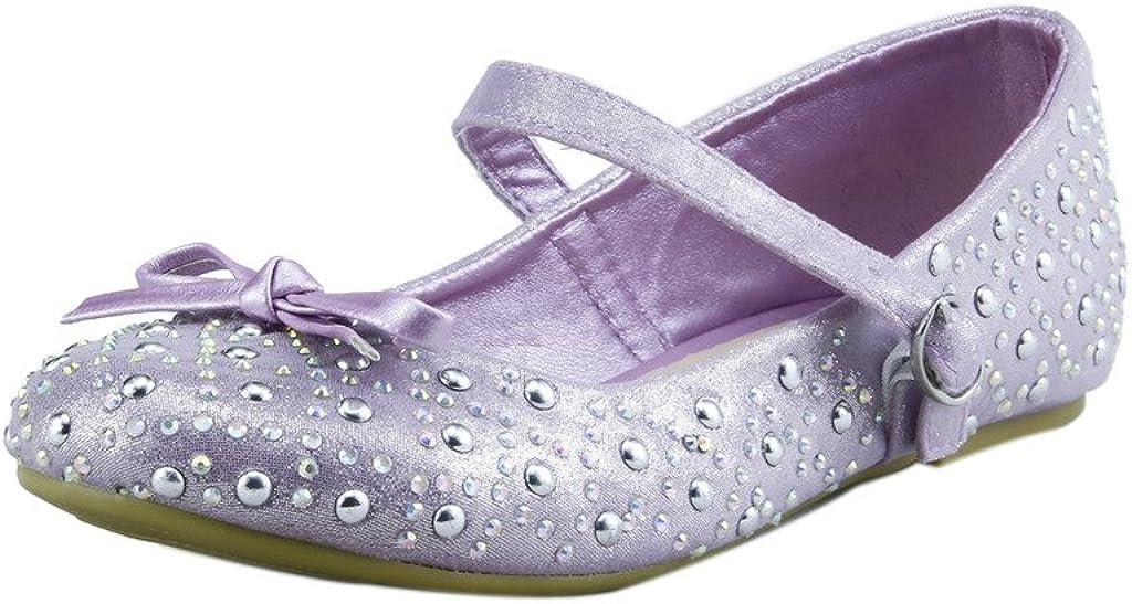 The Doll Maker Glimmer Ballet Flat -