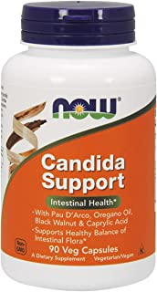 NOW FOODS Candida Support, 90 CT