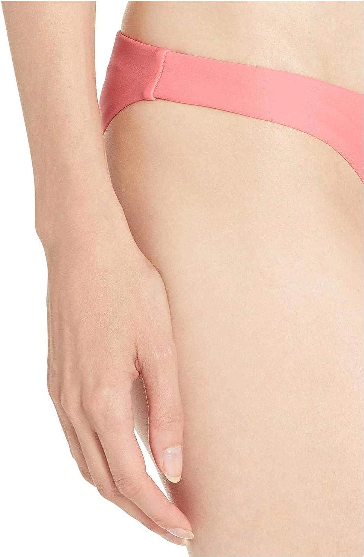 Hurley Women's Quick Dry Compression Solid Bikini Surf Bottom