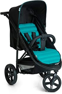 comprar comparacion Hauck Rapid 3 - silla de paseo de 3 ruedas con posiciones en respaldo, plegado compacto, plegando con solo una mano, manil...