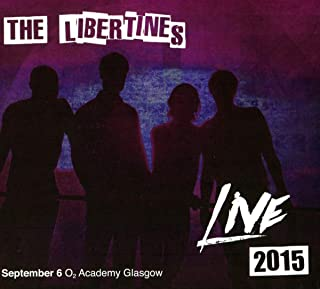 Live at the O2 Academy Glasgow