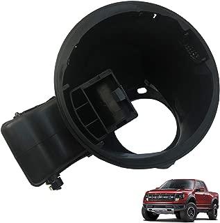 Zinger Fuel Filler Neck Housing Door for 2004-2008 Ford F150,Replaces OEM 4L3Z-9927936-BA 4L3Z9927936BA and 2006 2007 2008 Lincoln Mark LT- Gas Tank Pocket Cap w/Hinge