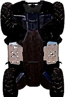 Yamaha Grizzly 700 &550 Aluminum Floorboard Set by Ricochet 2007,2008, 2009, 2010, 2011, 2012, 2013, 2014, 2015, 2016