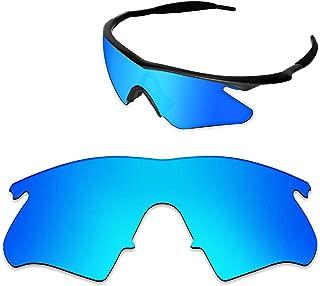 Kygear Anti-fading Polarized Lenses for Oakley M Frame Heater Sunglasses