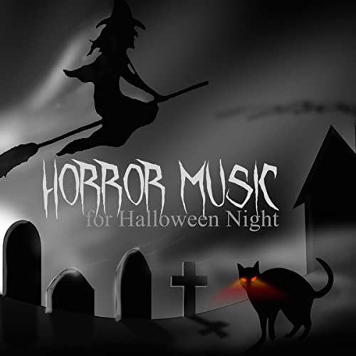 Scary Piano Music - Slow Piano Song by Halloween Music