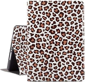 Lokigo Leather Soft TPU iPad 7th Gen 10.2 Inch iPad Case
